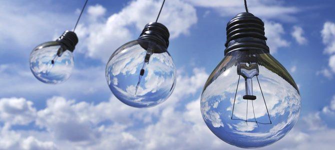 電気代節約!1人暮らしでも簡単にできる電気代節約法!